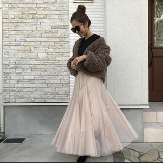 dholic - BLATE WEBSTORE ボリュームチュールスカート