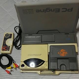 エヌイーシー(NEC)の【最終値下げ】PCエンジンCD-ROM2セット (家庭用ゲーム機本体)