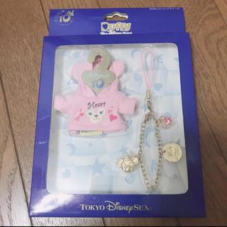 ディズニー(Disney)のダッフィー シェリーメイ コスチューム 10周年(キャラクターグッズ)