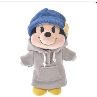 ディズニー(Disney)のディズニーストア ぬいもーず コスチューム パーカーワンピース ニット帽 (ぬいぐるみ)