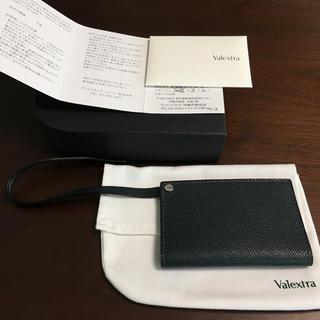 ヴァレクストラ(Valextra)のvalextra カードケース(名刺入れ/定期入れ)