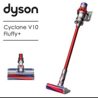 Dyson - Dyson Cyclone V10 Fluffy+ SV12FFCOM ダイソン