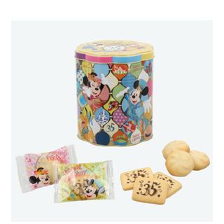 ディズニー(Disney)のディズニー 35周年 クッキー 2点セット(菓子/デザート)