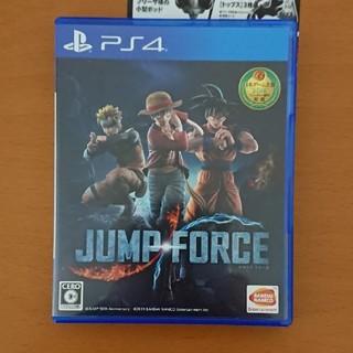 バンダイナムコエンターテインメント(BANDAI NAMCO Entertainment)のジャンプフォース jump force PS4 特典付(家庭用ゲームソフト)