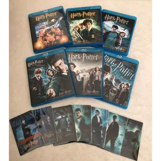 【ハリーポッター】Blu-rayセット(外国映画)