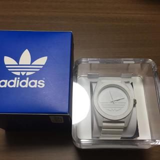 アディダス(adidas)のadidas 時計 ホワイト(腕時計)