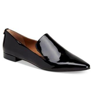 カルバンクライン(Calvin Klein)の※値下げしました【Calvin Klein】フラットシューズ(日本未入荷)(ローファー/革靴)