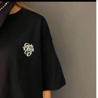GDC - Girls Don't Cry Tシャツ Mサイズ
