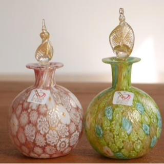 チャルンクナ限定 花瓶&モロッコのお土産ぬいぐるみ(クマ)(花瓶)