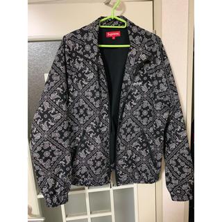 Supreme - supreme bandana jacket