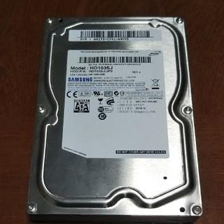 SAMSUNG - HDD 3.5インチ 1TB