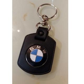 ビーエムダブリュー(BMW)のBMW 本革キーホルダー(キーホルダー)