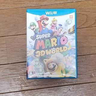 任天堂 - スーパーマリオ3Dワールド