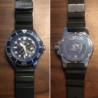 SEIKO - セイコー SEIKO プロスぺックス メンダイバーズウォッチ 腕時計 ソーラー