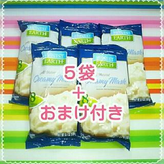 コストコ(コストコ)のマッシュポテト 5袋(インスタント食品)