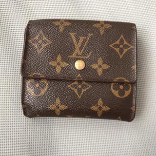 ルイヴィトン(LOUIS VUITTON)のルイヴィトン 短財布 ポルトフォイユエリーズ Wホック(折り財布)