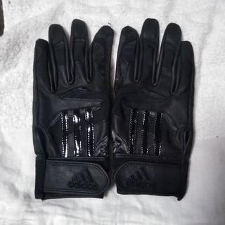 アディダス(adidas)の【あれれさん専用】バッティング手袋(グローブ)