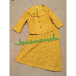 ホコモモラ(Jocomomola)の専用★ Jocomomola セットアップ スーツ 新品(セットアップ)