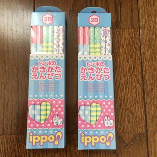トンボエンピツ(トンボ鉛筆)のかきかた鉛筆12本入り2セット(鉛筆)