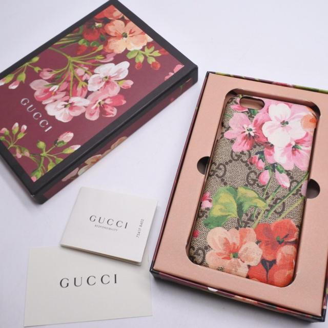エルメス iphone8 カバー 人気 、 Gucci - GUCCI グッチ 携帯ケース IPHONE 6 6S ベージュ ピンク 箱付きの通販 by ごとく's shop|グッチならラクマ