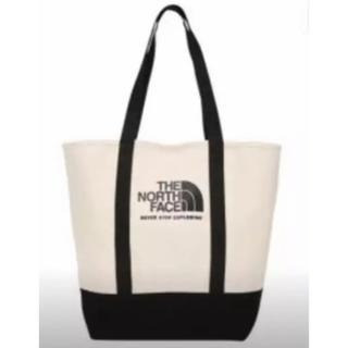 THE NORTH FACE - 完売品 新品未使用  日本未発売  海外 ザノースフェイス ロゴ トートバッグ