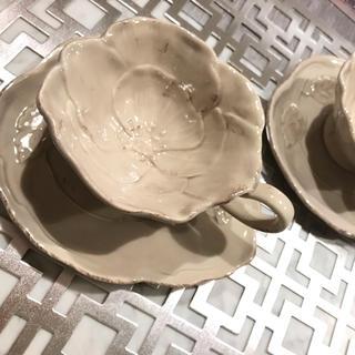 サラグレース(Sarah Grace)のサラグレース カップアンドソーサー 2客セット(食器)