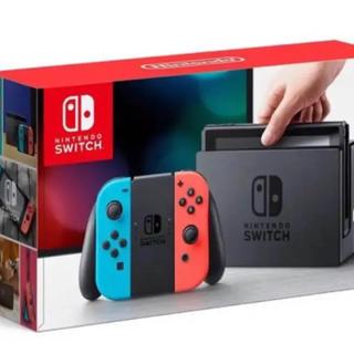 ニンテンドースイッチ(Nintendo Switch)のびしゃ様専用 switch5台(家庭用ゲーム本体)