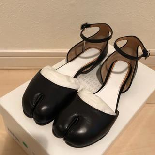 マルタンマルジェラ(Maison Martin Margiela)のメゾンマルジェラ 足袋バレエ 35 新品未使用(バレエシューズ)