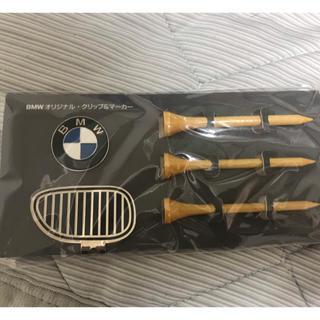 ビーエムダブリュー(BMW)の限定品BMWゴルフオリジナルクリップ&マーカー GOLF ゴルフ(その他)