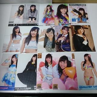 NMB48 - NMB48 薮下柊 生写真