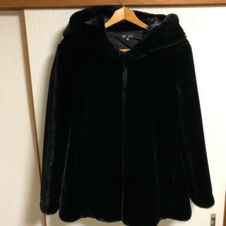 ザラ(ZARA)のZARA ファージャケット 正規品 美品(ブルゾン)
