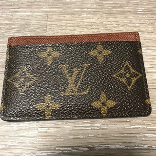LOUIS VUITTON - ルイヴィトン LOUIS VUITTON カードケース パスケース
