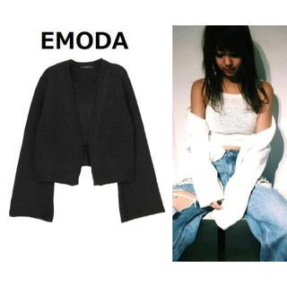 エモダ(EMODA)の未使用 EMODA TAPEツインニット 3642 キャミとカーデ セット (アンサンブル)