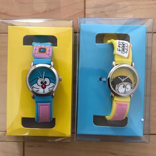 スリーコインズ(3COINS)の【即購入可】 3COINS 腕時計  ドラえもん と のび太くん KIDS(キャラクターグッズ)