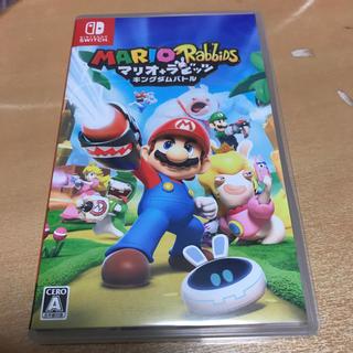 Nintendo Switch - マリオ ラビッツ キングダムバトル