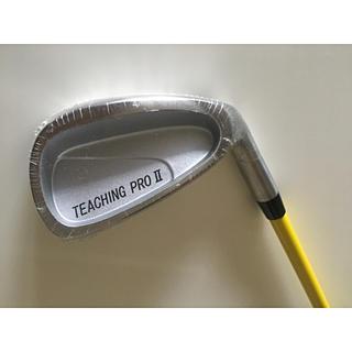 【TEACHING PROⅡ  ゴルフ 自宅 練習器具 スイングトレーナー 】 (クラブ)
