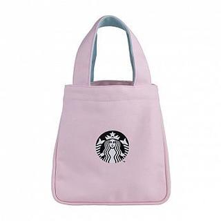 Starbucks Coffee - スターバックス トートバッグ ピンク 桜シリーズ スタバ 台湾