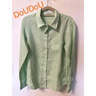 ドゥドゥ(DouDou)のDoUDoU シャツ(シャツ/ブラウス(長袖/七分))
