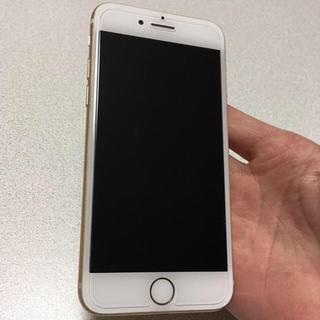 アイフォーン(iPhone)の即購入OK iPhone7 128GB docomo gold(スマートフォン本体)