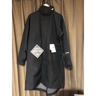 HYKE - 【新品】メンズS NORTH FACE×HYKE Military Coat 黒