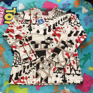 ディズニー(Disney)のアリス トレーナー 130 新品(Tシャツ/カットソー)