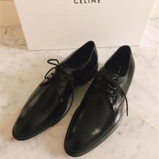 celine - 【新品】celine セリーヌ シューズ 36 フィービー 黒