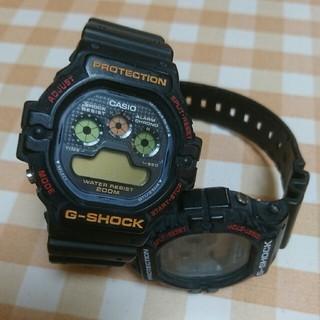 カシオ(CASIO)のG-SHOCK DW-5900 ジャンク2種類(腕時計(デジタル))