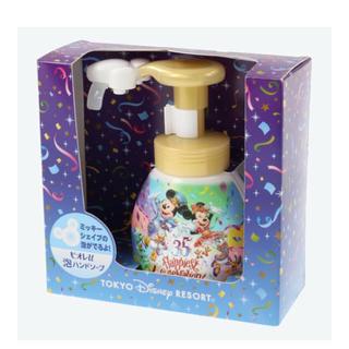 ディズニー(Disney)のミッキーシェイプ ハンドソープ  ビオレ 35周年記念(ボディソープ / 石鹸)