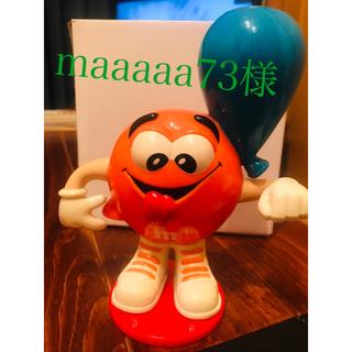 エムアンドエムアンドエムズ(m&m&m's)のm&m's チョコレート ディスペンサー オレンジ、グリーンセット(キャラクターグッズ)