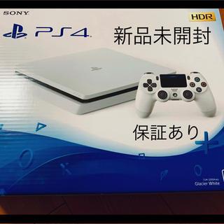 PlayStation4 - ⭐︎プレステ4 新品 未開封 保証あり PS4 本体⭐︎