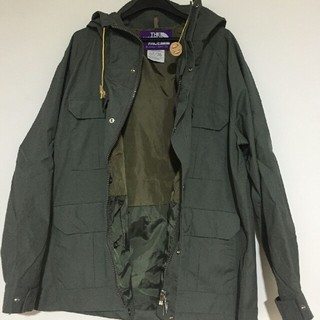 THE NORTH FACE -  NORTH FACE PURPLE LABEL  Mountain Parka