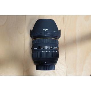 シグマ(SIGMA)のPENTAX用 SIGMA 24-70mm F2.8 IF EX DG HSM(レンズ(ズーム))
