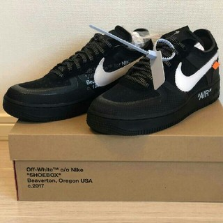 NIKE - THE TEN NIKE×off-white AIR FORCE 1 Low