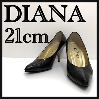 ダイアナ(DIANA)の大人気  DIANA ダイアナ パンプス 21cm ハイヒール 卒園  行事 春(ハイヒール/パンプス)